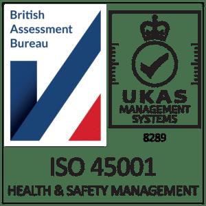 Valeport ISO 45001
