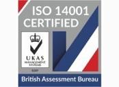 Valeport ISO 14001 logo
